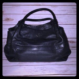 Kate Spade ♠️ black satchel